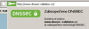 DNSSEC Validátor